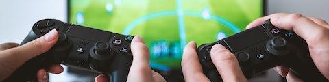 Se Bilkas udvalg af konsoller og computerspil
