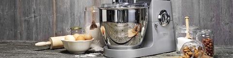 Køkkenmaskine til bagning og madlavning