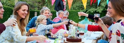Oversigt over alle alle festtemaer på Bilka.dk