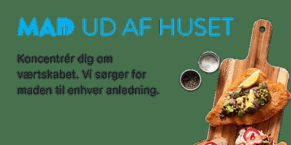 Bestil mad ud af huset i Bilka