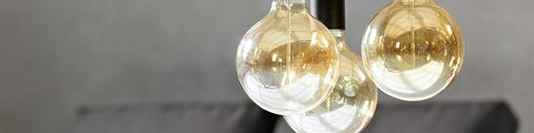Forskellige elpærer til hjemmets lamper
