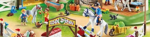 Se udvalget af Playmobil på BR.dk