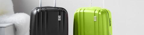 Kufferter og tasker fra Visa Delsey