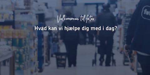 Velkommen i føtex - føtex online shop