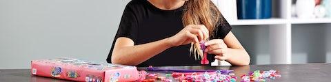 Perler g andet kreativt legetøj