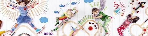 Brio legetøj og togbanner til børn