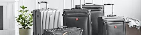 Kufferter og trolleys til alle begivenheder