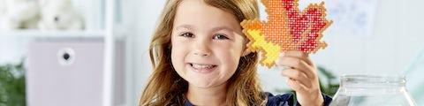 Lad dit barn være kreativt med perler eller andet fra BR.dk