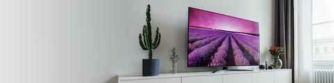 LG TV i stue