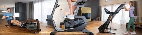 Stort udvalg af træningsudstyr for en aktiv livsstil