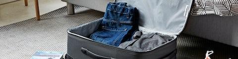 Kuffert fra IT-luggage til rejsen
