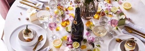 Inspiration og tips til champagnebrunch