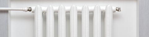Forskellige radiatorer til hjemmet