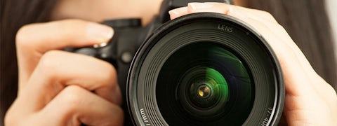 Tag billeder med et kamera