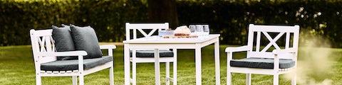 Havemøbler til alle haver og terrasser
